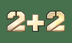 2 + 2